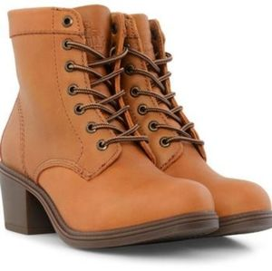 Kodiak Claire Boot Waterproof Leather Ankle Bootie